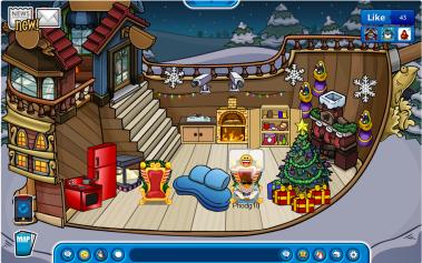 Brad/fudge6487's Cozy Ship Hotel Room!