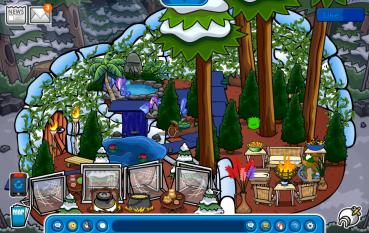 Johnylumber's Indoor Camping Arena!