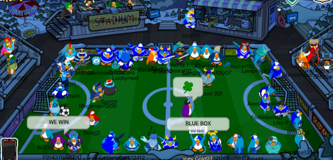 Moved to Stadium and made a quick box, we were confronted by 4 LS soldiers...thats all their soldiers